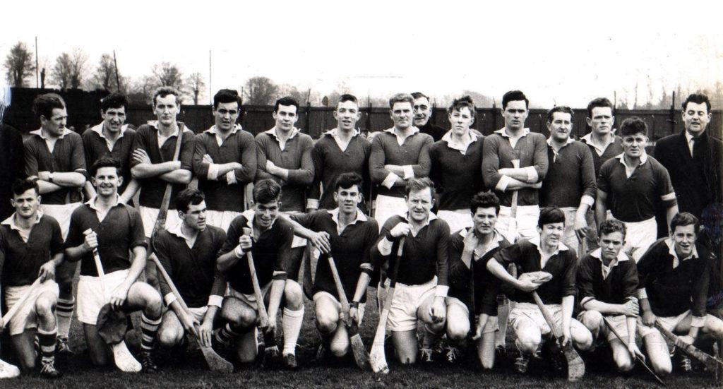 Castlemartyr Hurling 1964